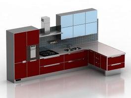 Kitchen Cabinet And Furniture 3d Models Free Download Page 15 Cadnav