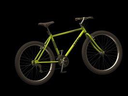 Trek road racing bike 3d preview