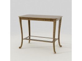Enchanting console table 3d preview