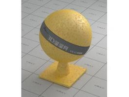 Yellow lemon vray material