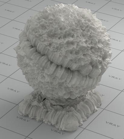 Jellyfish material rendering