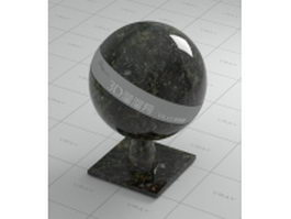 Marin pearl marble vray material