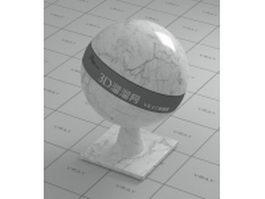 Statuario extra marble vray material