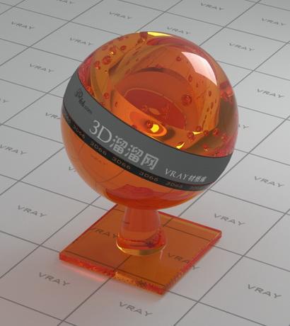 Alcohol beverages armagnac material rendering