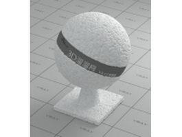 Polyvinyl chloride foam vray material