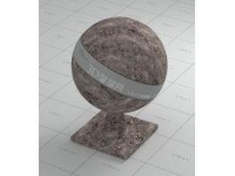 Earthen floor vray material