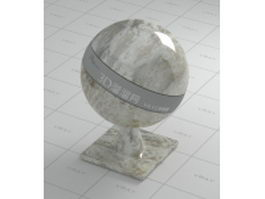 Galaxy Area marble vray material