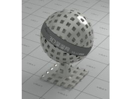 Stainless steel woven vray material