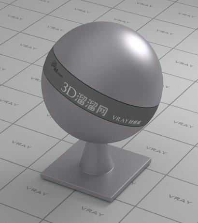 Bistro bronze material rendering