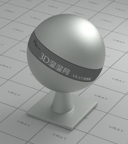 Titanium based alloy material rendering