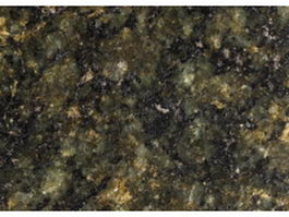 Dark green Brazilian granite texture