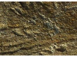 Rough limestone block texture