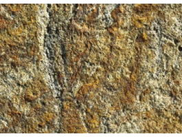 Yellow color rough slate stone texture