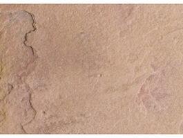 Close-up of sandstone block texture