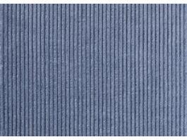 Seamless blue corduroy textile texture