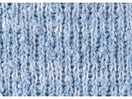 Blue cable knitting wool sweater texture