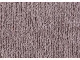 Medium purple wool knitting carpet texture