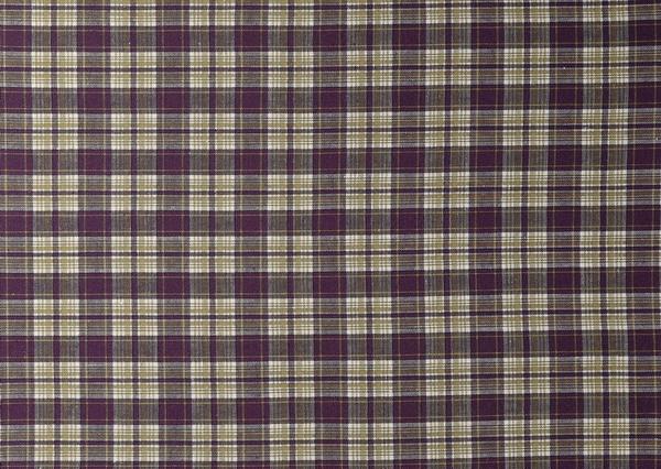 Dark tartan plaid fabric texture
