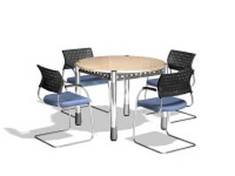 Conference Chairs 3d Model Free Download Page 2 Cadnav
