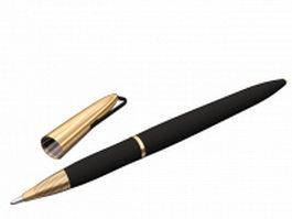 Ballpoint pen 3d preview
