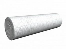 Crepe roller bandage 3d preview