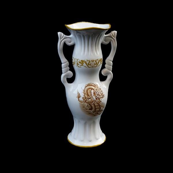 Antique ceramics vase 3d rendering