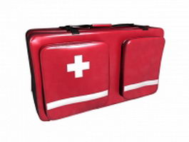 Large first aid kit 3d preview