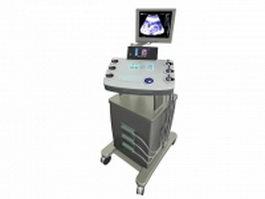 Siemens ultrasound instrument 3d preview