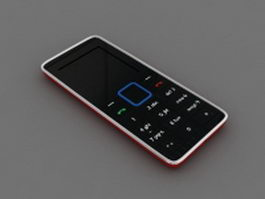 Early smartphone 3d preview