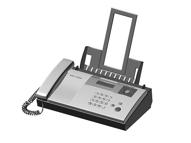 3D Fax