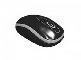 Wireless mouse 3d preview