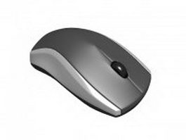 Wireless inertial mouse 3d preview