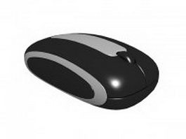 Wireless computer mouse 3d preview