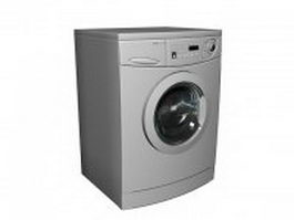 Samsung washing machine 3d preview