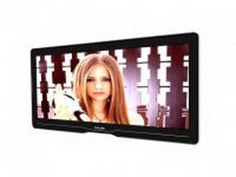 Philips Smart TV 3d model preview