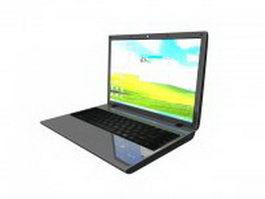 Laptop PC 3d preview