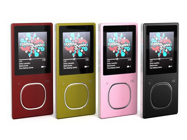 MP3 Players 3d rendering