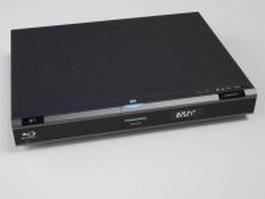 Panasonic blu-ray player 3d preview