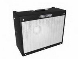 Fender Hot Rod Deluxe Guitar Amplifier 3d preview