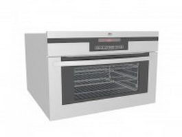 AEG Electrolux Oven 3d model preview