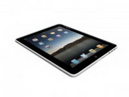 Apple iPad 3d preview