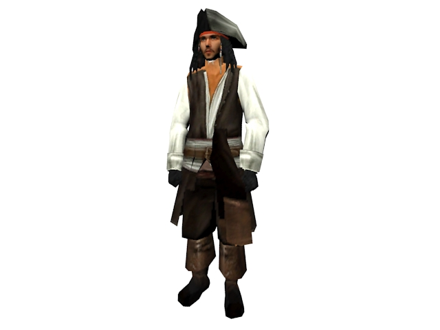 Pirates of the Caribbean:The Legend of Jack Sparrow PC ...