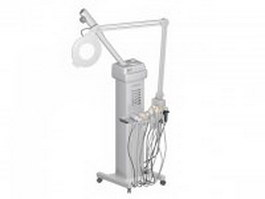 Multi-function beauty salon equipment 3d preview