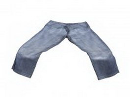 Tall Mens Jeans 3d preview