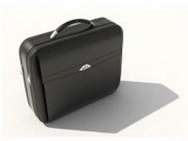 Laptop briefcase for men 3d preview
