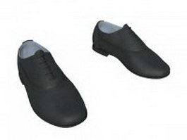 Men's dress shoes 3d preview