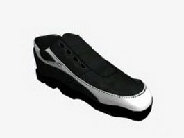 Casual loafers for men 3d preview