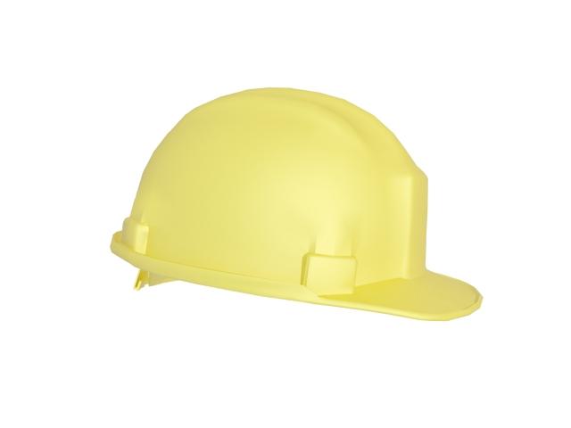 Safety helmet 3d rendering