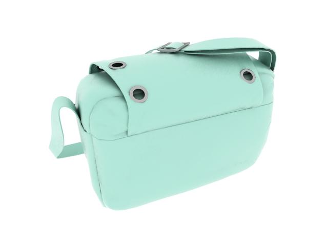 Cute shoulder bag 3d rendering