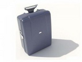 Trolley suitcase 3d preview